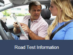 road-test-information