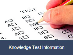 knowledge-test-information